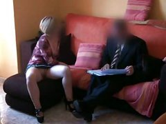 Spy Slutty Wife Fucks Commercial Agent On Hidden Cam