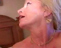 Creamfilled white woman