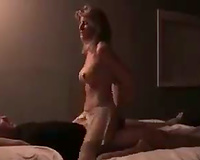 Slut wife talking with hubby and neighbor cuckold