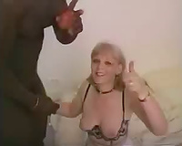 Foreign Whore Wife Takes Huge Black Cock-Amateur Interracial Porn