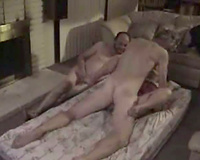 I like fucking two cocks at once and hubby doesn't care