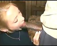 Amateur Interracial Porn-My slutty wife likes black cock