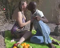 Wife can't live without Black Cock – coarse interracial sex