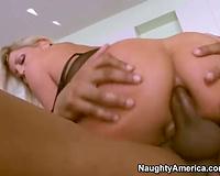 Milf anal sex with dark dude