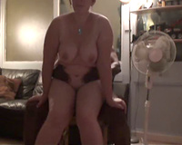 My slutty wife going big black cock