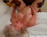 Perfect bald aged muff screwed by BBC