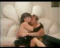 Enjoy group sex in a great retro video