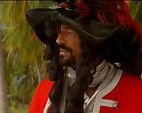 Man on an island bonks a native