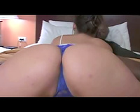 Interracial anal sex episode