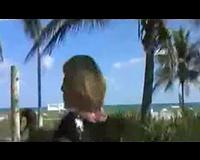 Black 10-Pounder copulates white cum-hole – interracial sex