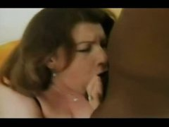 Fat a-hole wife likes darksome 10-Pounder – interracial sex