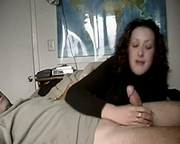 Young pair enjoying making their first sextape great non-professional home porn