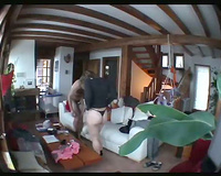Lover with Slutty Cheating Wife Fucking on Hidden Camera free.