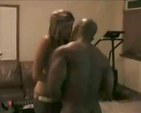 Wife can't live without darksome jock – interracial cuckold porn