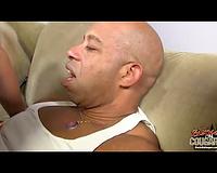 Black rod cougar – interracial sex