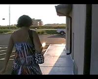 My slut wife motel fucking scene – interracial sex