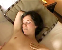 White lady with BBC bull – interracial porn