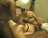 Finally she gets what she needs. Black cum in her hungry cunt. One true amateur cuckold video.