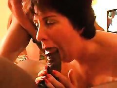 Another video with this hot wife fucking big black cock