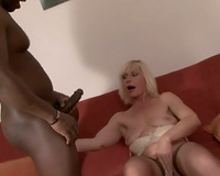 Interracial cuckold sex with a yummy mother I'd like to fuck