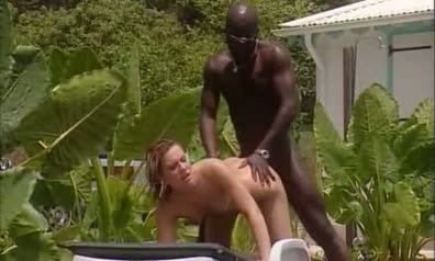 Vacation in jamaica threesome