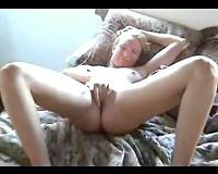 Sexy Girlfriend Masturbating