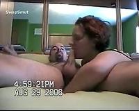 Missy Sucks Cock