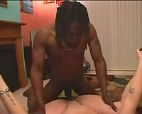 Selana White in hawt interracial