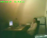 I Caught My Wife Cheating She Masturbating pussy With a Hidden Camera