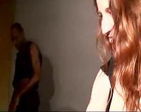 Sara Swirls cuckold with dark dong