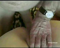 Mature bitch getting her freak on real homemade sex episode