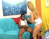 Fucked in interracial