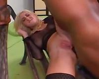 Jessika Kane interracial anal