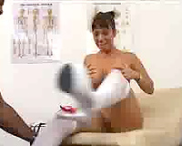 Ava Devine large whoppers likes big black jock