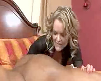Kelly Leigh interracial anal creampie with Brian Pumper