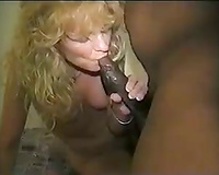 Mature white cheating wife takes dark seed