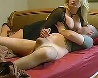 Thick Slutty Busty Slutty Wife Fucked at Motel With Her Lover