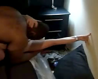 My horny wife always talks about getting it on with hung black guy huge cock.