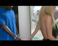 I love Big Black Cocks – interracial porn