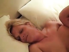 Fat ass chick with big saggy tits just can't get enough of my BBC