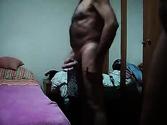Horny and orgasm longing bimbo likes it from behind