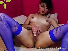 Gorgeous and lewd latin chick copulates on cam and does it perfectly