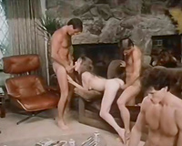 Hot women receive thei holes group-fucked in group sex on swingers party