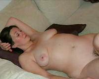 CUTE WIFE BAREBACKS BBC