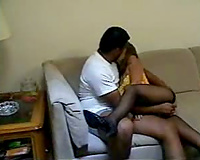 Her lover pleases her better