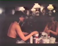 Retro porn compilation with 2 excellent sex scenes