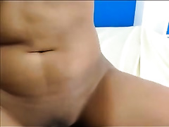 Incredibly lustful web camera model with diminutive marangos just can't live without masturbating
