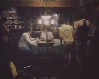 Nice vintage orgy with concupiscent classic beauties and bushy dudes