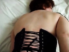 My wife plays with benwa balls and enjoys it unfathomable from behind