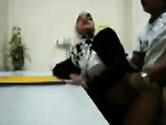 Amateur Turkish slut enjoys rear banging with me indoors